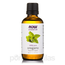Empresa Óleos Essenciais - Óleo De Orégano - 2 Fl. Oz (59