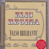 Cd+dvd Áudio - Elis Regina - Falso Brilhante - Frete Grátis