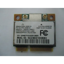 Placa Wireless Atheros Ar5b125 Notebook Gateway Ne56r09b
