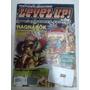Revista Level Up Poster Ragnarok