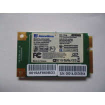 Placa Wireless Atheros Ar5bxb63 Notebook Lg R405