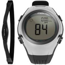 Relógio Monitor Cardíaco Multilaser C/ Calorias Branco