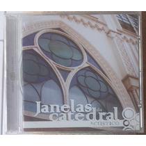 Cd Janelas Da Catedral Acústico Kim Original Lacrado Raro