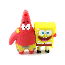 Pen Drive 4gb Usb Personalizado Nickelodeon - Bob Esponja