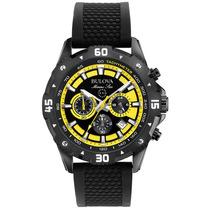 Lindo Relógio Bulova Star Marine - 98b176