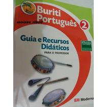 Livro Português 2 Projeto Buriti (professor) F4