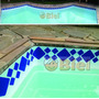 Faixas/bordas Adesivas Para Piscinas-vinil,fibra E Azulejo