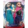 Bonecas Anna, Elsa Frozen E Olaf Disney Pronta Entrega Kit