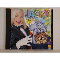 Cd - Jacky Circo Encantado Da Jacky