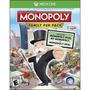 Jogo Novo Lacrado Monopoly Family Fun Pack Para Xbox One