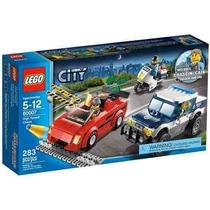 Lego City 60007 - Perseguição Da Policia Em Alta Velocidade
