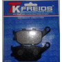 Pastilha Freio Traseira Cbr-1000rr Fireblade Anos 04 A 2005