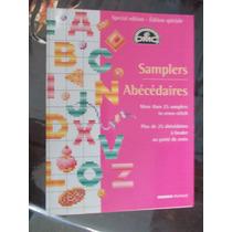 Ponto Cruz - Frances. Samplers Abécédaires.alfabeto