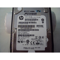 Hd 300gb Sas 10k 2.5 Hp Novo!!!