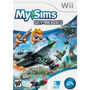 My Sims Sky Force Wii Frete R$6,50 Brasil Botafogo Zsulrj