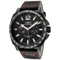 Relogio Invicta 0857 Genuino Black Sport Otimo