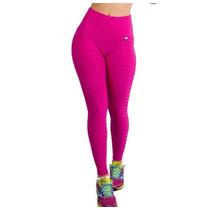 20 Calças Legging Fitness Bolha E Estampada Atacado