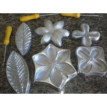 Kit Frisadores De Flores Em Eva 3 Peças