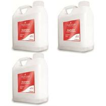 03 Shampoos Hidratage S/sal Frutas Vermelhas 4,6 L - Cada