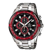 Relógio Casio Edifice Ef-539 D-1a4v Cronógrafo Wr-100m Vm
