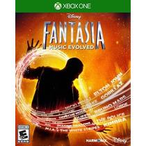 Jogo Disney Fantasia : Music Evolved Xbox One - Original