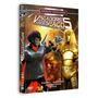 Box Original: Os Vingadores Do Espaço - Volume 2 - 4 Dvd's