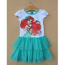 Pronta Entrega Vestidinho Ariel