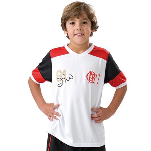 3b637407c3 Comprar Camisa Infantil Do Flamengo Oficial Retro Zico Mundial 81 Nf -  Apenas R  64