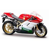 Mini Moto Maisto Fresh Metal 2 Yamaha Ducati 1098s