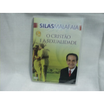 Dvd O Cristão E A Sexualidade V-pr. Silas Malafaia.