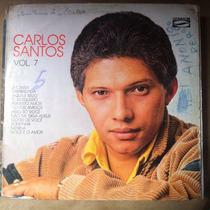 Lp Vinil Carlos Santos 7