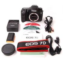 Canon 7d Só Corpo (usada)