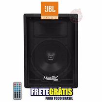 Caixa Ativa Amplificada Master Audio Falante 15 Jbl W15-300