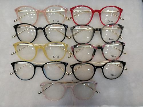 3e956c0fd9520 Óculos Armação De Grau Gatinho Redondo Geek Frete + Brinde