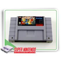 Snes Dream Tv Original Super Nintendo