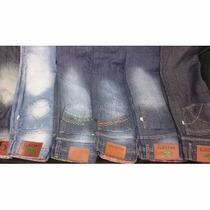Kit 3 Calças Jeans Masculinas Várias Marcas
