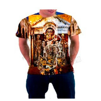 Camiseta De Rock - Iron Maiden Ref011