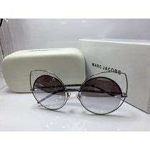 Oculos De Sol Marc Jacobs Preto 12x Sem Juros