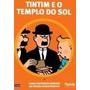 Dvd Original: Tintim E O Templo Do Sol - Filme Lacrado