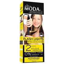 Alfaparf Flash Lights Luzes Todo Tipo De Cabelo Alta Moda