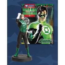 Miniatura Dc Lanterna Verde Eaglemoss Produto Novo.