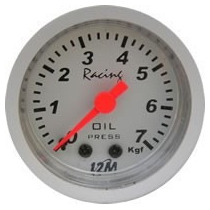 Pressão Óleo Combustível Turbo Ar Volt Amper Temp Água Óleo