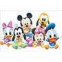 Painel Decorativo Festa Infantil Turma Do Mickey Baby (mod4)