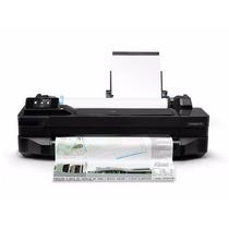 Plotter Hp T120 Eprinter 61cm 24 Pol Cq891a#b1k + Base B3q35
