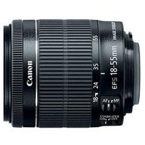 Lente Canon Ef-s 18-55mm F/3.5-5.6 Is Stm T3i T5i 60d 70d +
