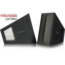 Caixa De Som 2.0 Microlab Fc10 - 30w Rms - Retira - Sp