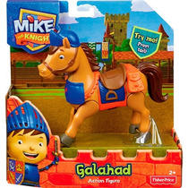 Boneco Mike E O Cavaleiro Galahad - Mattel