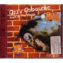 Cd Ozzy Osbourne - Bark At The Moon (red Light Pulse) (usado