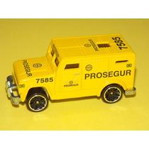 Carro Forte Prosegur. Único Do Ml. Hw Truck 1.64. Custom.