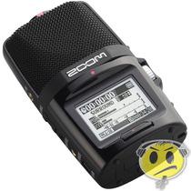 Gravador Áudio Zoom H2n Digital Handy Recorder Loja Kadu Som
